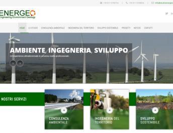 Online il nuovo sito internet di ENERGEO STUDIO ASSOCIATO
